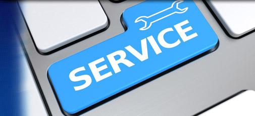 Attending Concessionaires Service Request