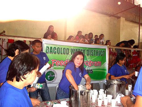 Feeding Program 2015