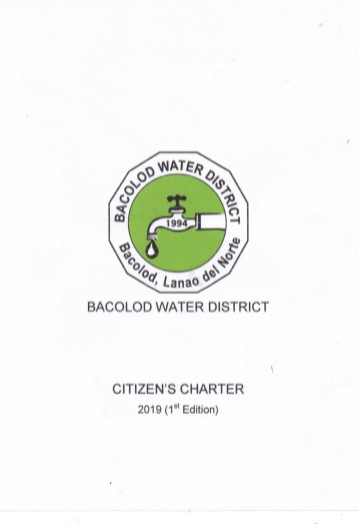 Citizens Charter CY 2019